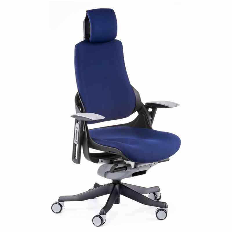 Крісло WAU NAVYBLUE FABRIC 3
