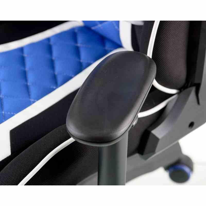 Крісло ExtremeRace 3 black/blue 11