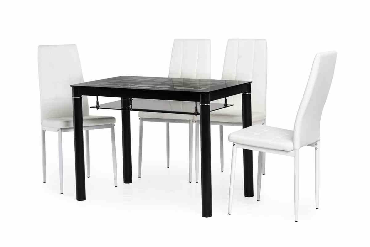 Обідній стіл Т-300-2 чорний 1