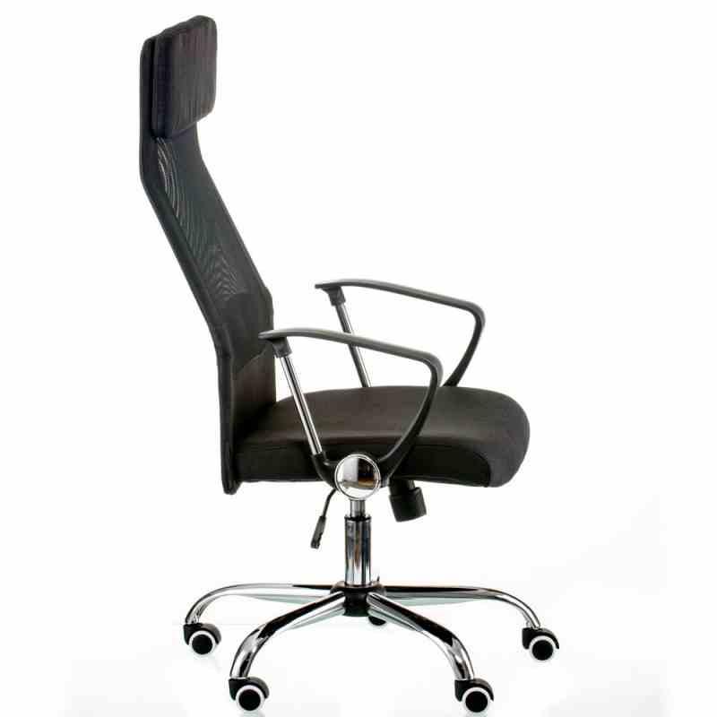 Крісло Silba black 1