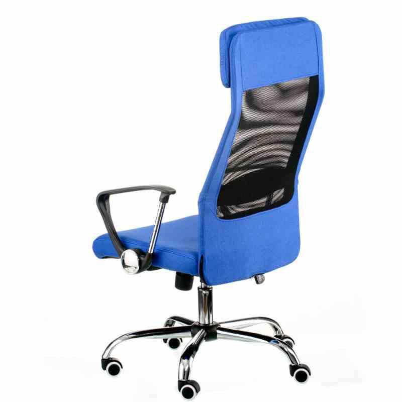 Крісло Silba blue 2