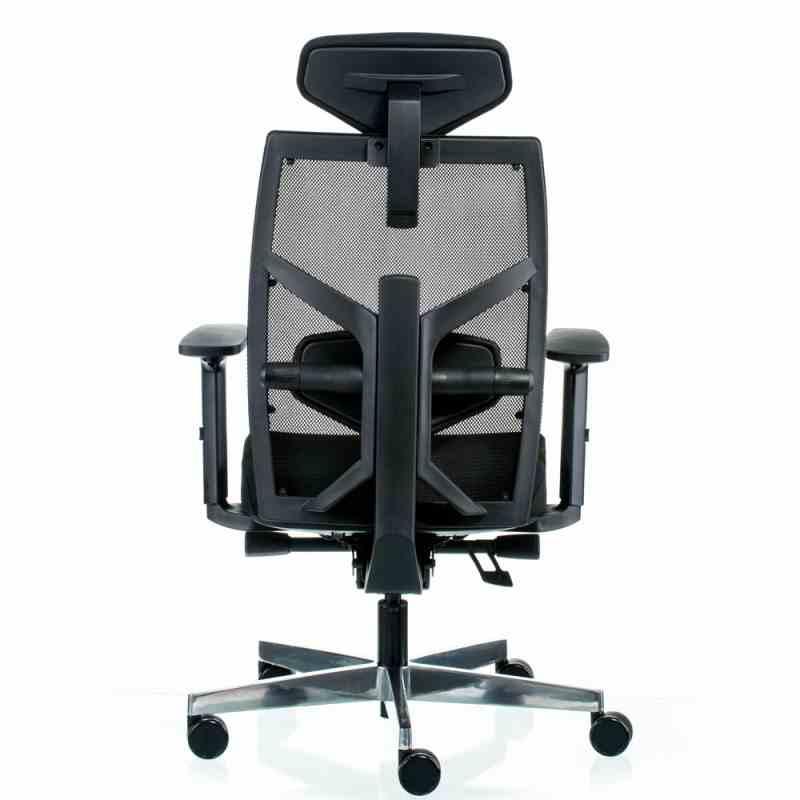 Крісло TUNE BLACK 5