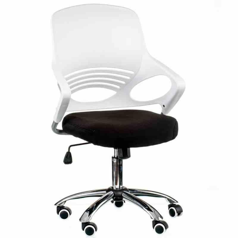 Крісло офісне Envy Black / White 4