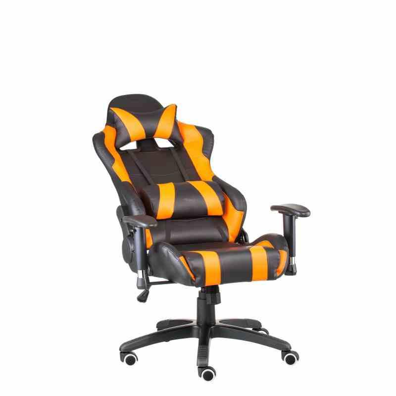 Крісло ExtremeRace black/orange 13