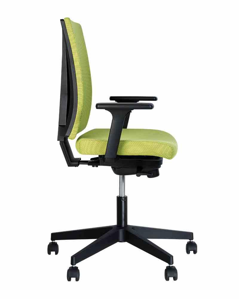 Крісло офісне NAVIGO R black ST PL70 з «Синхромеханiзмом» 0