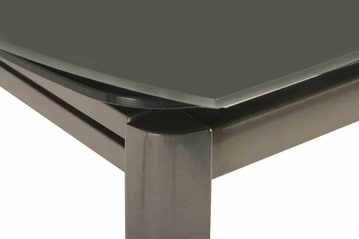 Обідній стіл Т-600-2 графіт 6