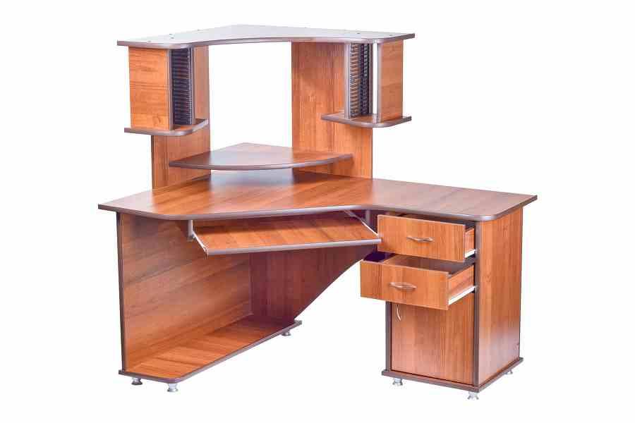 Комп'ютерний стіл КС-14 пл 2