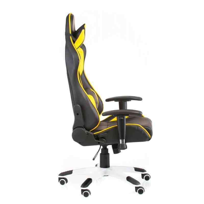 Крісло ExtremeRace black / yellow 0