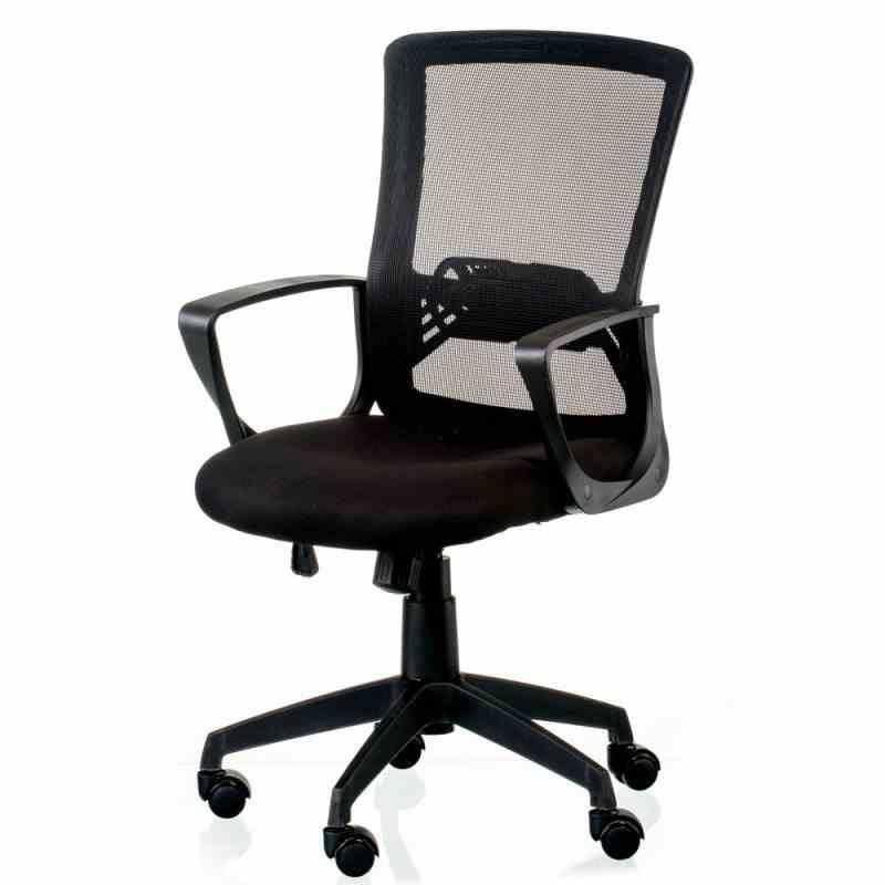 Крісло Admit Black 2