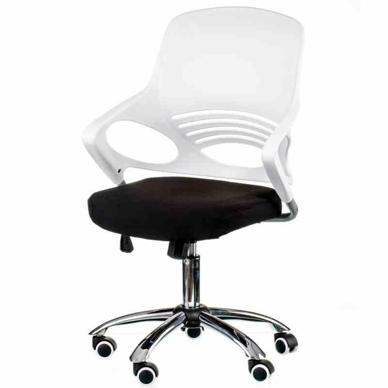 Крісло офісне Envy Black / White 11