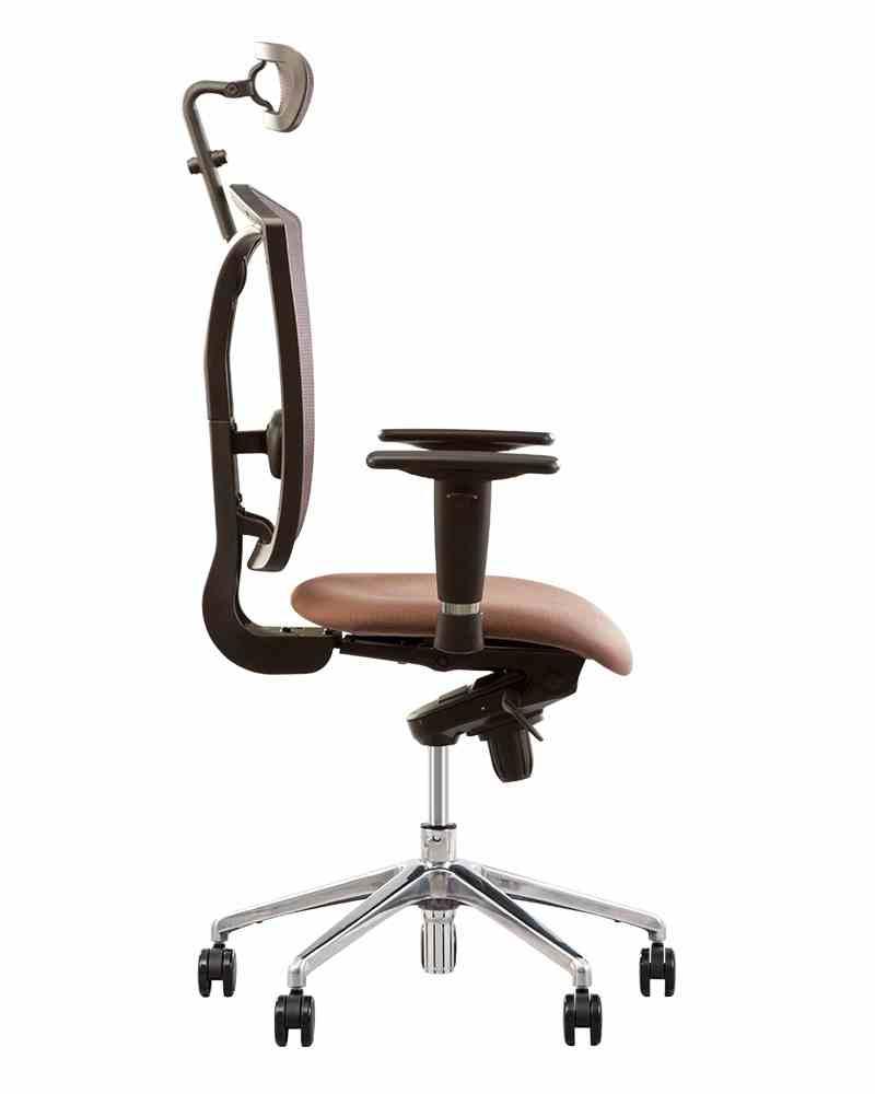 Крісло офісне PILOT R HR net ES AL70 1