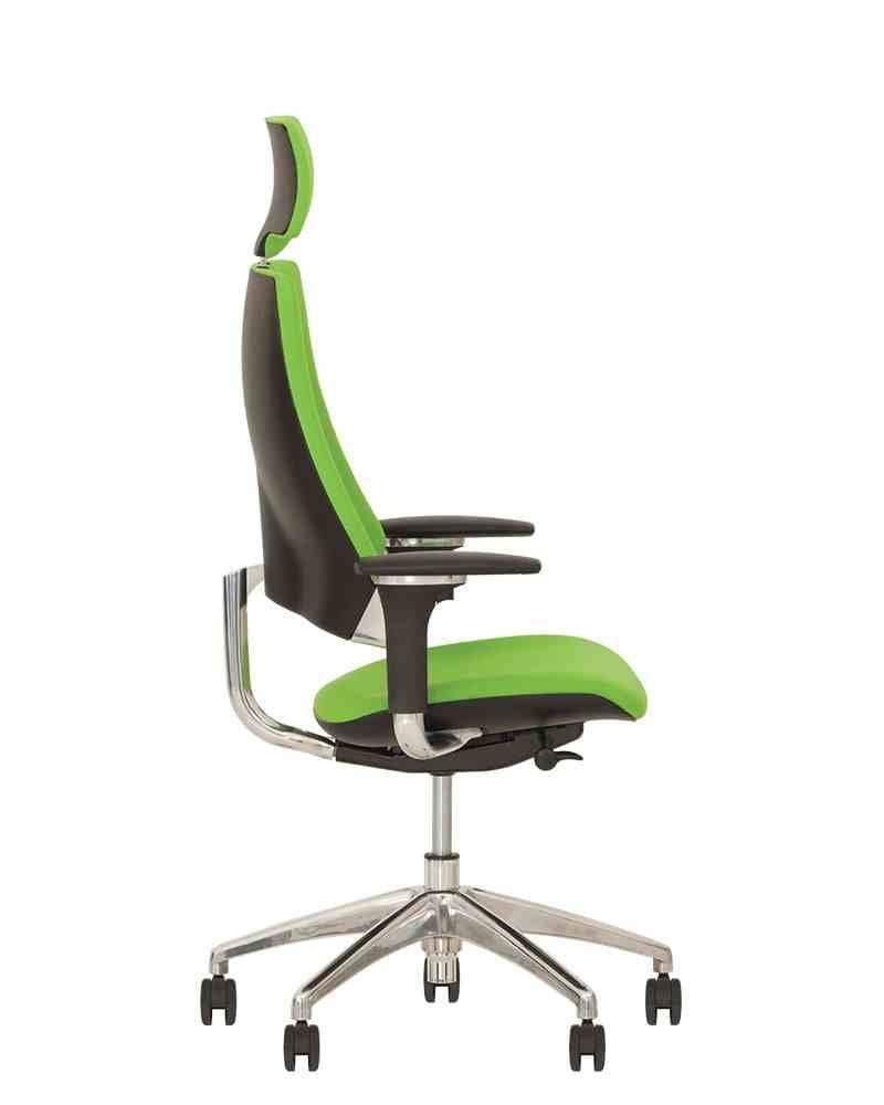 Крісло керівника HIP HOP R HR BLACK 0