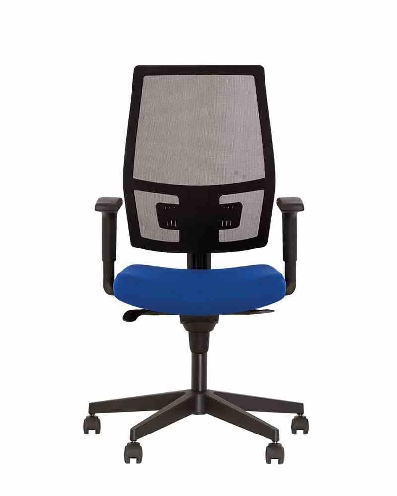 Крісло офісне MELANIA NET R black ES PL70 1