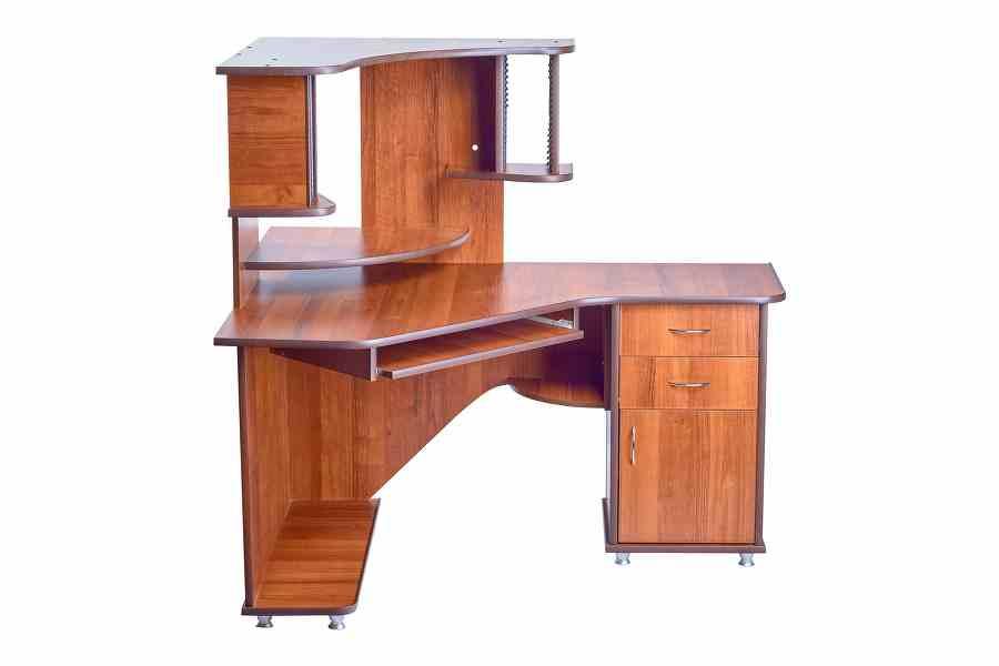 Комп'ютерний стіл КС-14 пл 1