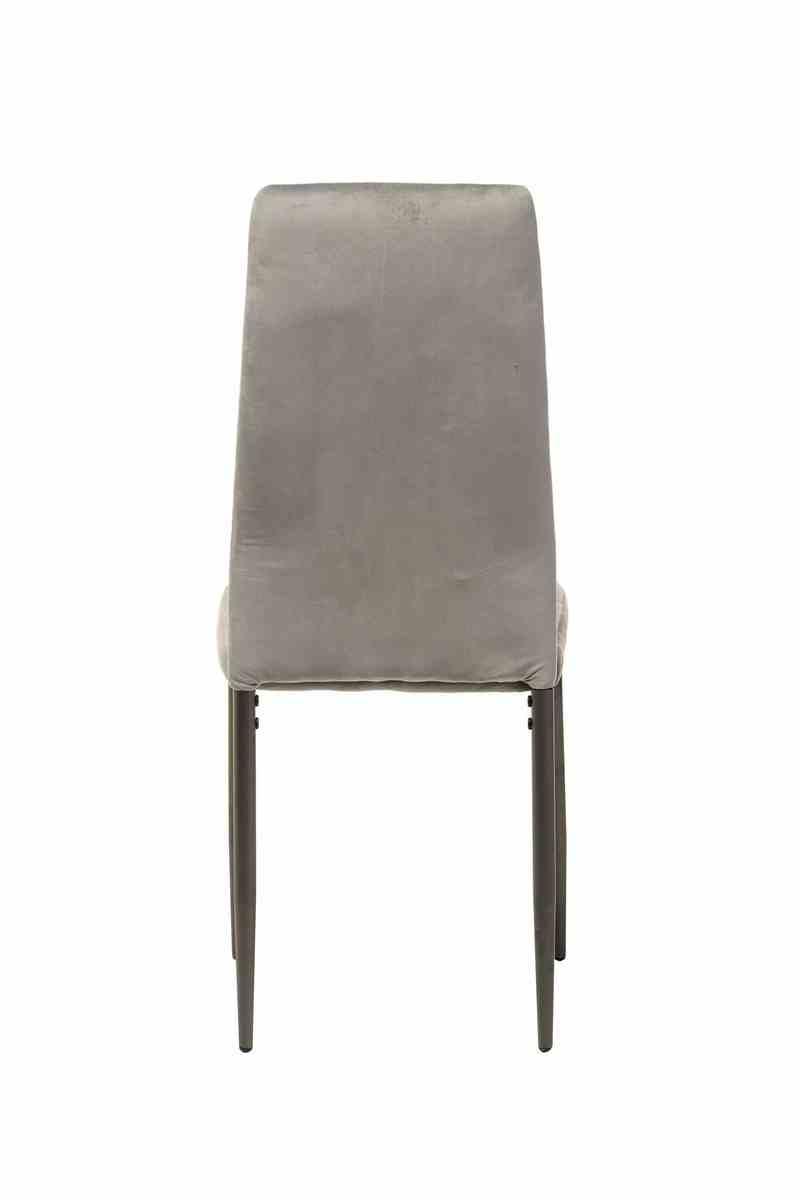 Стілець N-66-2 сірий вельвет 2