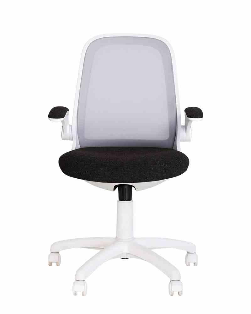 Крісло офісне GLORY GTP white Tilt PW62 0
