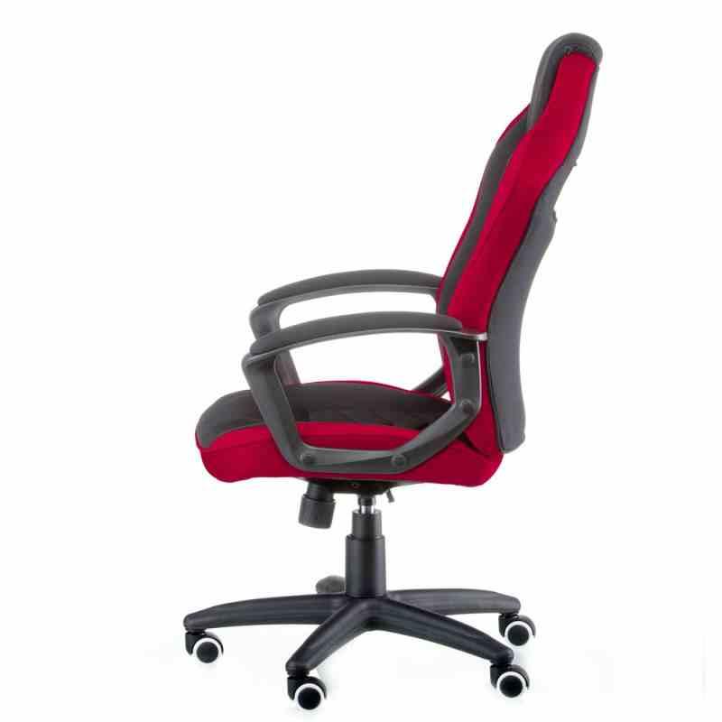 Крісло Riko Black/Red 1