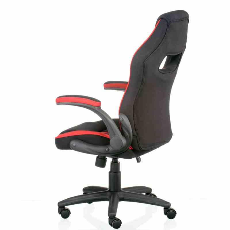 Крісло Prime Black/Red 2