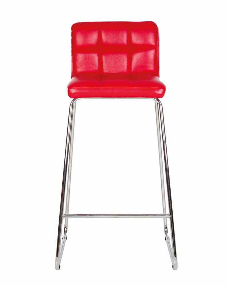 Барний стілець RALPH hocker CFS LB chrome 0