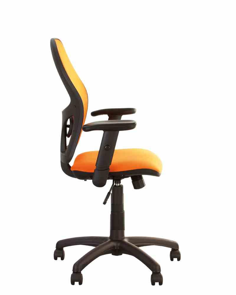 Крісло офісне MASTER net GTR 5 SL PL62 TK 1