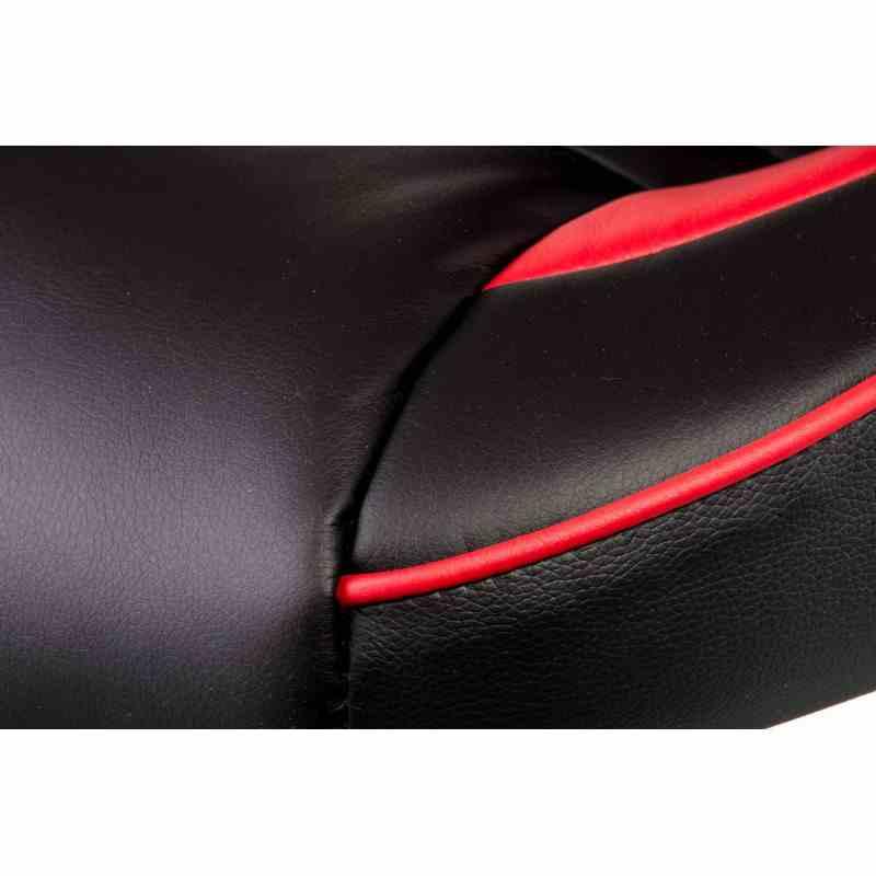 Крісло Nero Black/Red 6