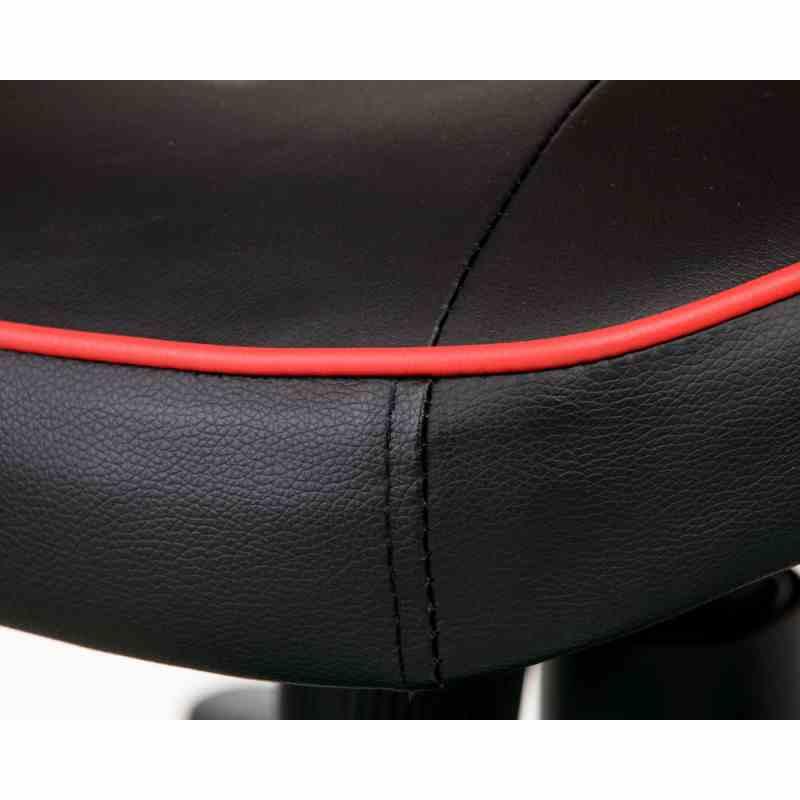 Крісло Nitro Black/Red 6