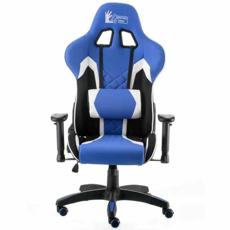 Крісло ExtremeRace 3 black/blue 6