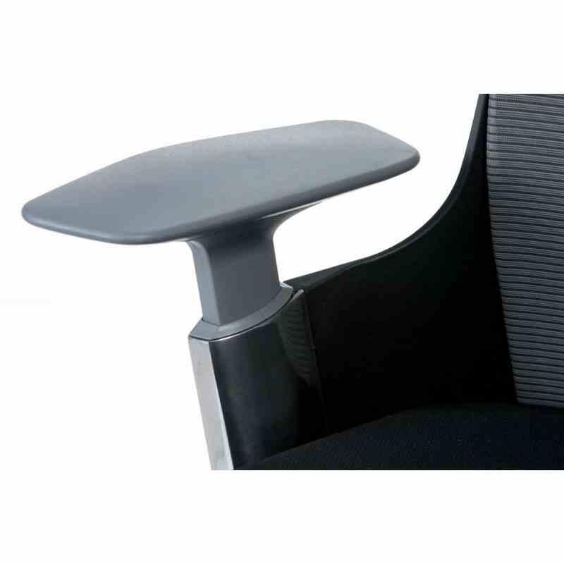 Крісло SPINELLY BLACK/METALLIC 8