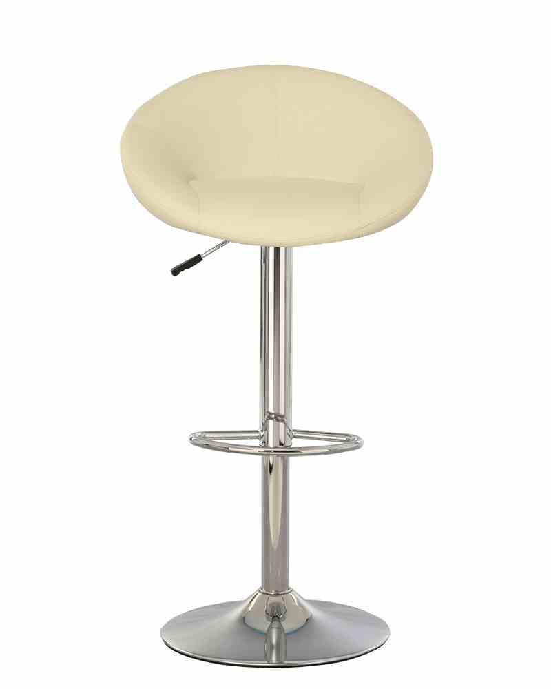 Барний стілець ROSE lux chrome 0