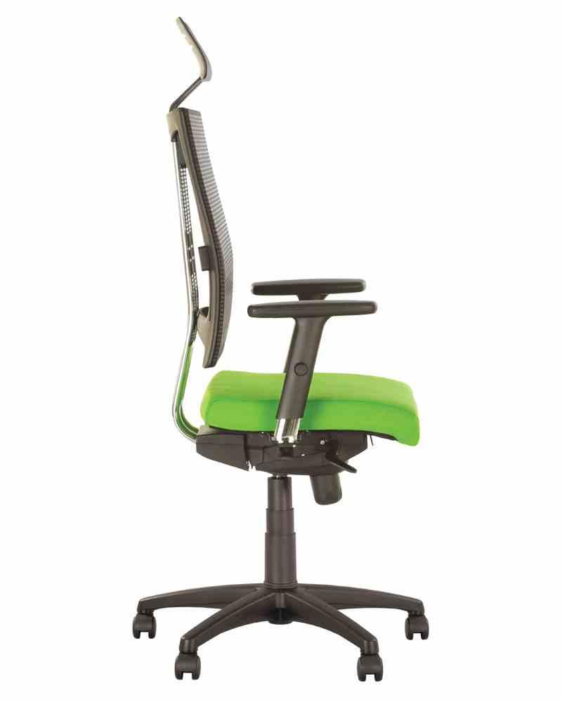 Крісло офісне @-MOTION R HR ES PL64 0