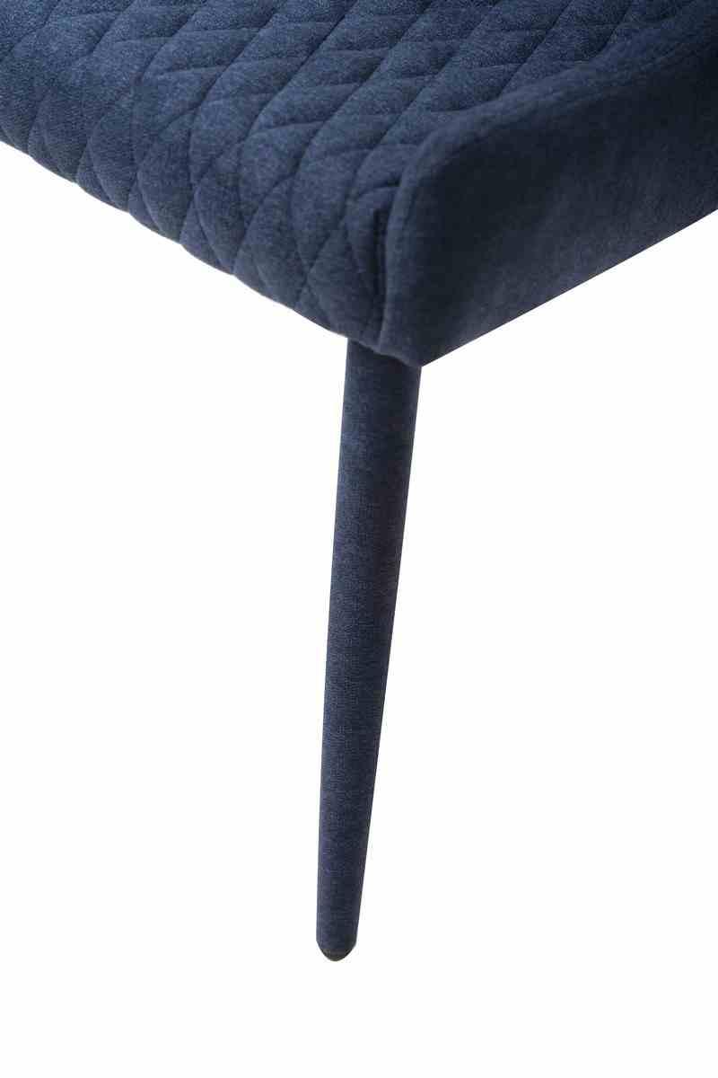 Стілець M-20 синій шенилл 9