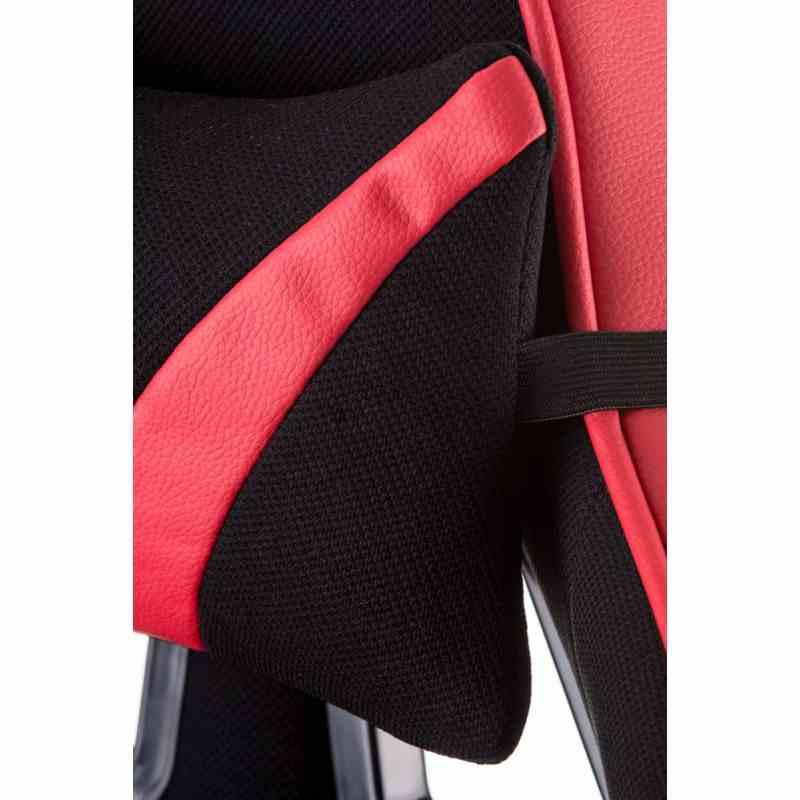 Крісло ExtremeRace 2 black/red 8
