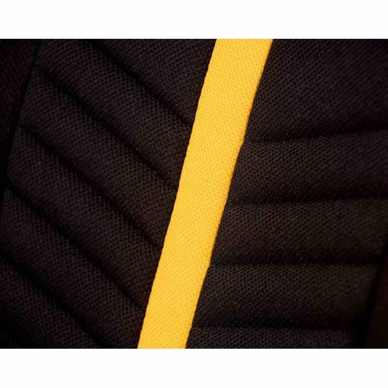 Крісло Prime black/yellow 9