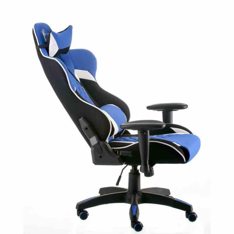 Крісло ExtremeRace 3 black/blue 9