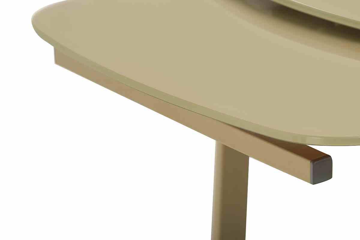 Обідній стіл Т-600-2 кава мокко 8