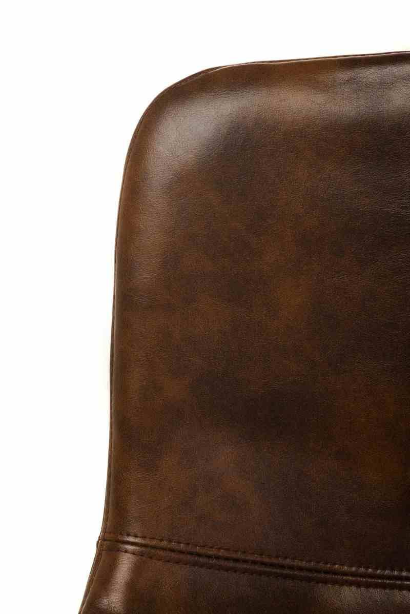 Стілець барний В -13 коричневий антик 5