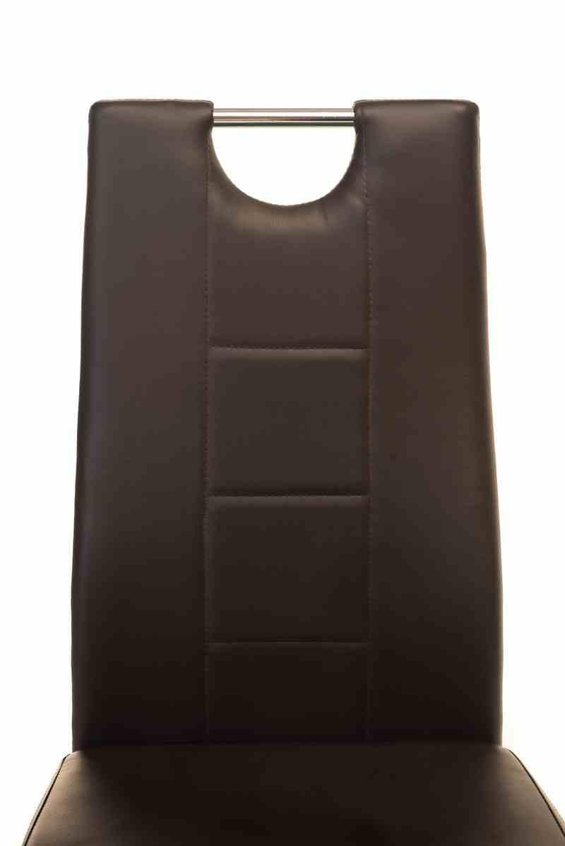 Стілець N-67 темно-коричневий 3
