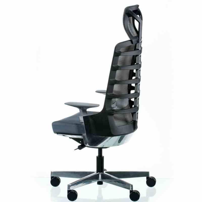 Крісло SPINELLY SLATEGREY/BLACK 2