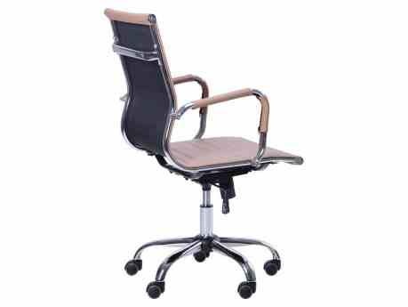 Крісло офісне SLIM LB Tilt CHR68 4