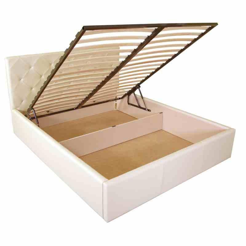 Ліжко BRIZ lift 1600x2000 beige 1