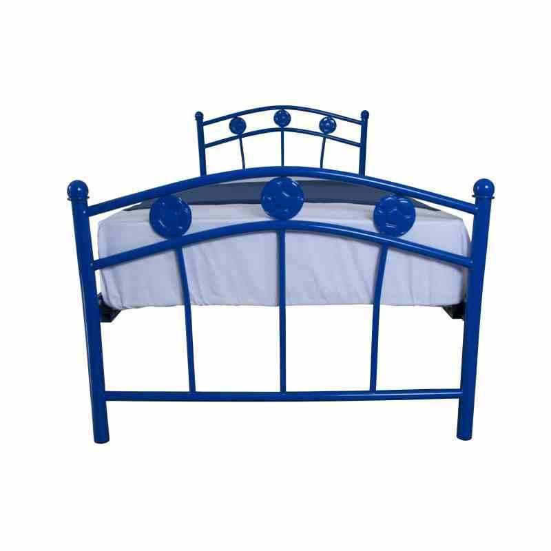 Дитяче односпальне ліжко Eagle SMART 900х2000 blue 1