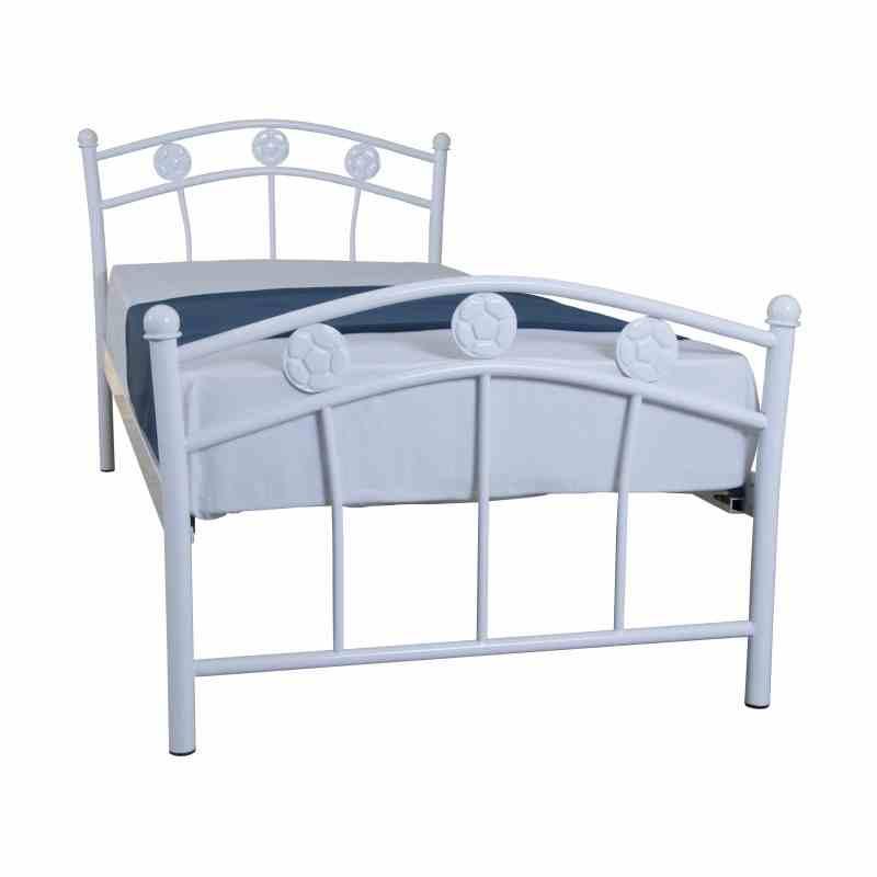 Дитяче односпальне ліжко Eagle SMART 900х2000 white 1