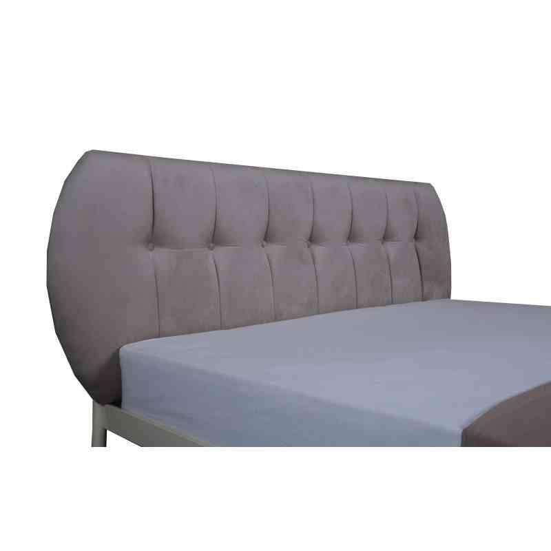Двоспальне ліжко Eagle CLEO 1600x2000 beige 1