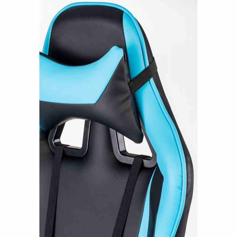 Крісло ExtremeRace black/blue 7