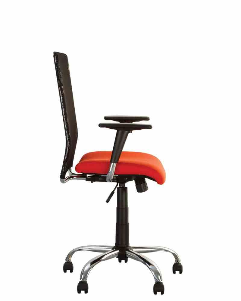 Крісло офісне EVOLUTION R SL CHR68 0