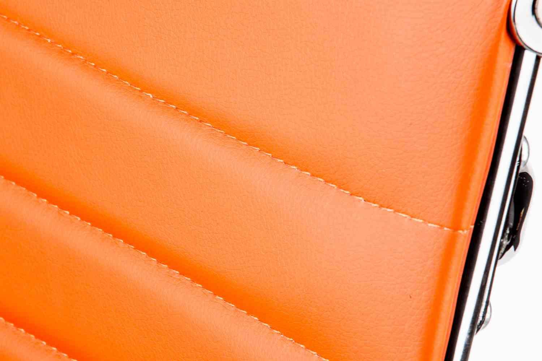 Барний стілець Bar orangе platе 3