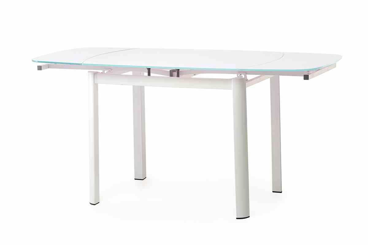 Обідній стіл Т-600-2 сніжно-білий 4
