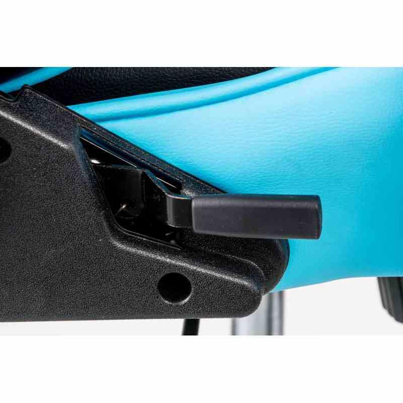 Крісло ExtremeRace black/blue 9