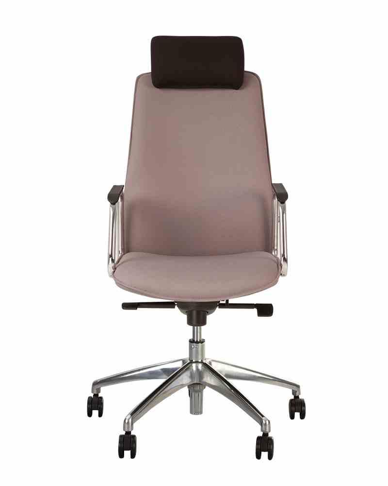 Крісло SOLO HR steel ST AL70 з «Синхромеханiзмом» 0