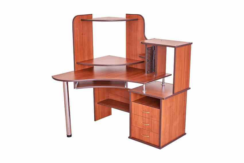 Комп'ютерний стіл КС-02 пл 2